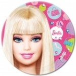 BARBIE PLATE